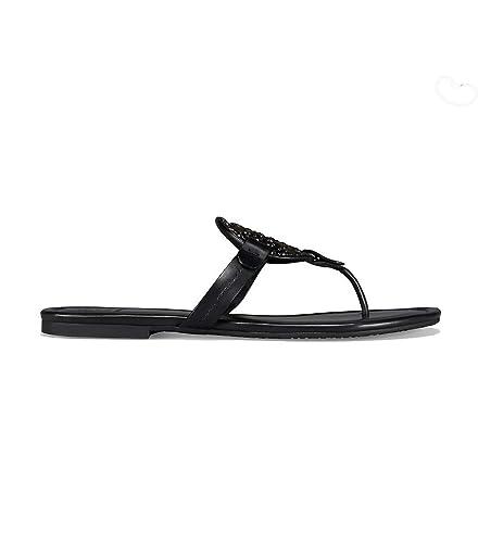 36e5703c5f17f Tory Burch Miller Embellished Sandal