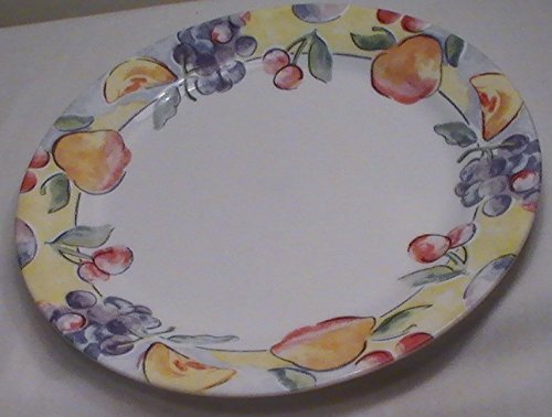 Corning Corelle Fruit Basket Dinner Plate Replacement - One (1) Plate
