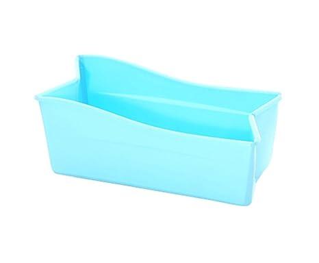 Vasca da bagno gonfiabile, protezione ambientale in plastica Salute ...
