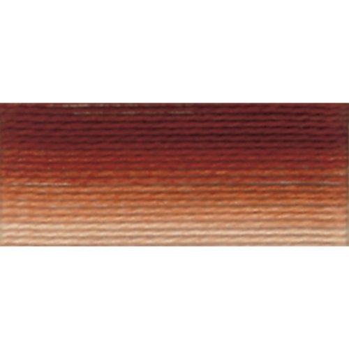 DMC 116 8-69 Pearl Cotton Thread Balls, Brown, Size 8