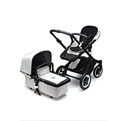 Bugaboo introduces the Atelier Collection, a limited-edition design for the Bugaboo Cameleon3 and Bugaboo Buffalo. With its sleek lines and a contrasting color palette, the collection's most eye-catching feature is its bold silhouette. By usi...