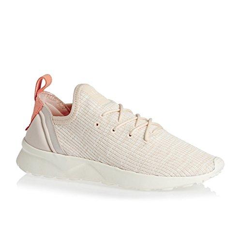 adidas Zx Flux Adv Virtue Sock, Zapatillas para Mujer linen