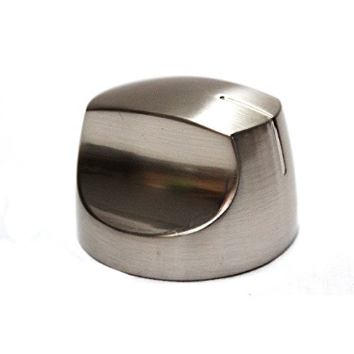 BBQ Grill Knob BeefEater Signature 3000S Stainless Steel Knob - 060543 OEM ()