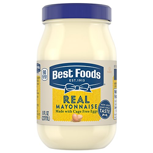 Best Foods Mayonnaise, Real, 8 oz by Best Foods