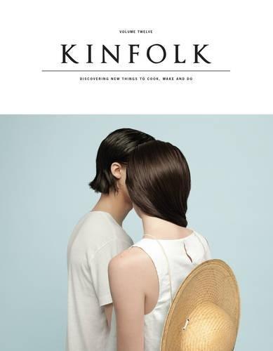 Kinfolk Volume 12: The Saltwater Issue
