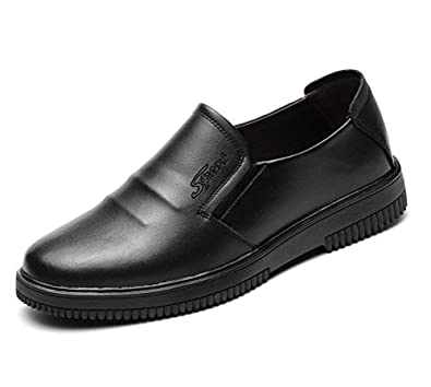 Incroyable WHENOW Menu0027s Kitchen Shoes Chef Clogs Oil Resistant Anti Slip Restaurant  Working Shoes