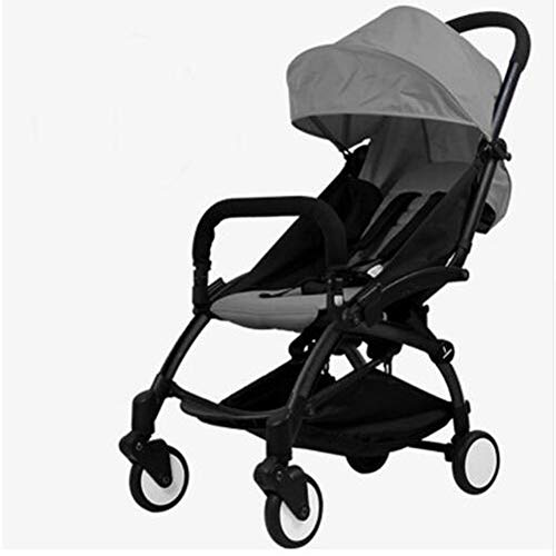 NaNa Baby Stroller 2 in 1 + New Born nest Baby Trolley Folding Baby Stroller car pram,1