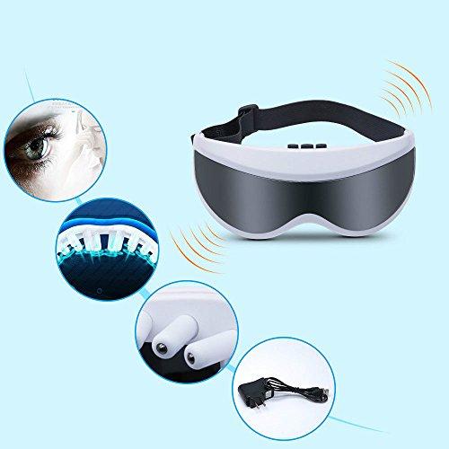 Enshey Electric Eye Massager Magnetic - Vibration Massage Eyes Eye Protection Relaxation Instrument by Enshey (Image #7)
