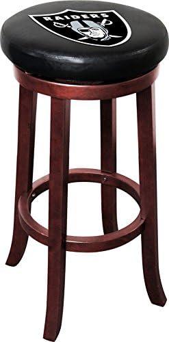 Philadelphia Eagles Hardwood Side//End Table Imperial Officially Licensed NFL Furniture