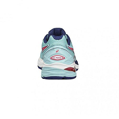Azul Running Pulse para De 8 Gel Asics Zapatillas Mujer 56xqX8cw