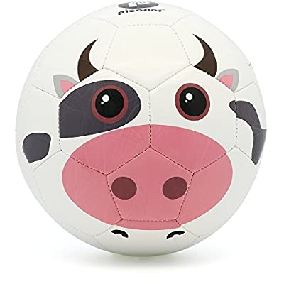 Picador Cartoon Soccer Ball Size 3 For Kids Shipped Deflated