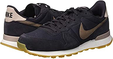 free delivery info for biggest discount Nike Women's Internationalist Low-Top Sneakers, (Oil Grey ...