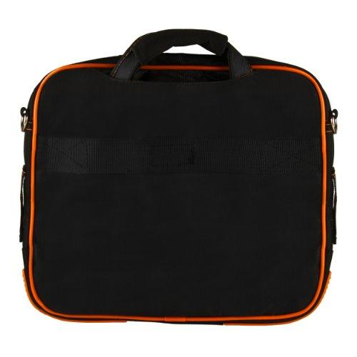 "VanGoddy Pindar Titan Orange Messenger Bag for iBall CompBook / iBall Slide 10""-12inch"