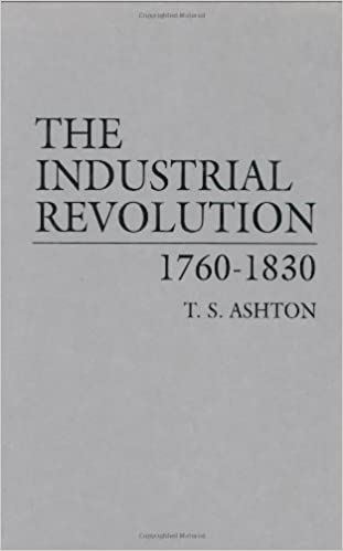 Industrial Revolution, 1760-1830