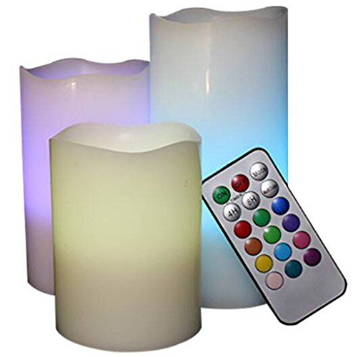 Outdoor Led Candle Lights - 5