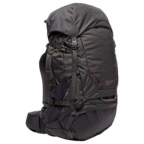 Lowe Alpine Kulu ND 60:70 Backpack - 3660-4270cu in Anthracite, One Size