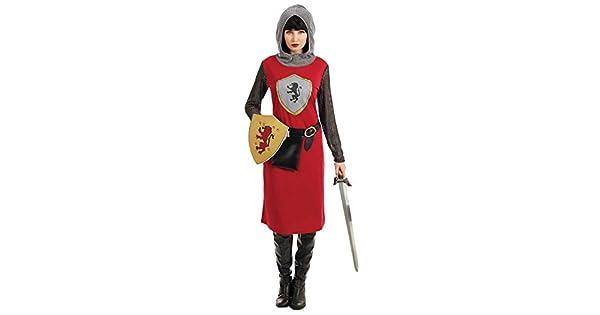 Amazon.com: Disfraz de caballero para mujer, disfraz de ...