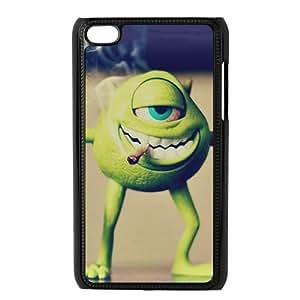 Mike wazowski monsters university for Apple iPod Touch 4 Best Durable Case Creative House Kimberly Kurzendoerfer