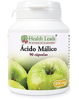 Ácido Málico 800 mg x 90 Cápsulas