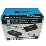 Yanyu MINI 3G HDMI to SDI+Audio+Spdif Converter