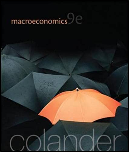 Macroeconomics mcgraw hill economics 9780077501860 economics macroeconomics mcgraw hill economics 9780077501860 economics books amazon fandeluxe Choice Image