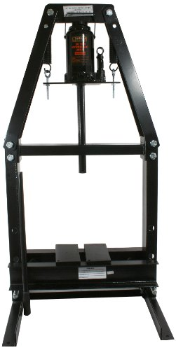 Black Bull PRESSA20T 20 Ton A-Frame Shop Press by Black Bull