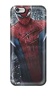 DsuRf5566pgWCC Tpu Phone Case With Fashionable Look For Iphone 6 Plus - Amazing Spider-man (2012)