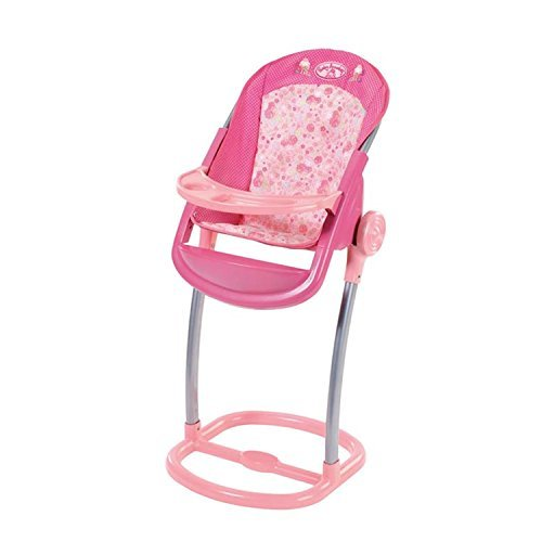 Zapf Chair - Zapf Creation Baby Annabell High Chair Toy
