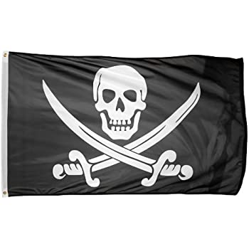 Jack Rackham Penis Flag