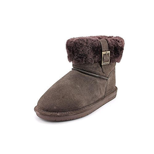 BEARPAW Chocolate Abby BEARPAW Women's Women's Hw5X1