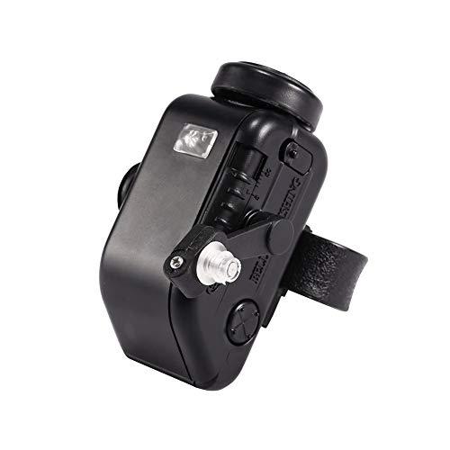 Yosoo High Sensitive Volume Adjustable Fishing Rod LED Fish Bite Finder Alarm Bell Sound Buzzer