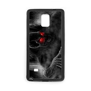 Samsung galaxy note 4 N9100 Bloody Phone Back Case DIY Art Print Design Hard Shell Protection DF058987