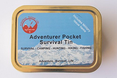 Best Glide ASE Pocket Survival Tin