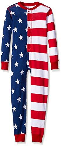 Little-Blue-House-By-Hatley-Little-Boys-Kids-Union-Suit-USA-Flag-Multi-Color-2