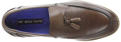 Red Tape Sligo - Zapatos sin cordones de otra piel hombre marrón - marrón
