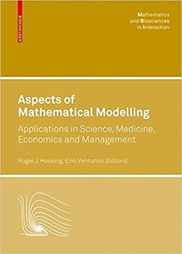 Aspects of Mathematical Modelling: Applications in Science, Medicine, Economics and Management