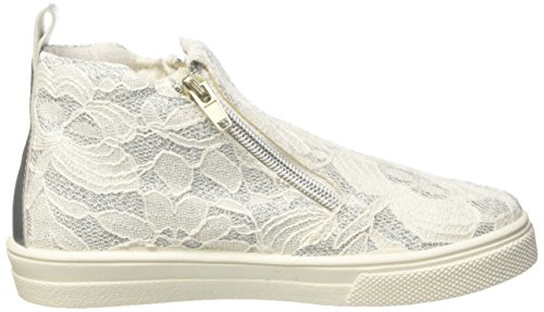 Baskets Bianco North Blanc 3291277 Fille Star 1 Hautes qSOT6gE