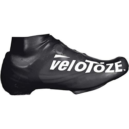 VELOTOZE(ヴェロトーゼ) ショート シューズカバー ブラック L/XL(43-47)