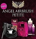 Crazy Angel Airbrush Spray Tanning Kit Airbrush Petite