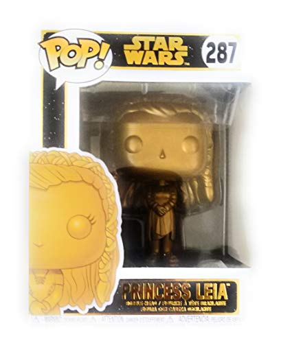 Star Wars Funko Pop! Princesa Leia Bobble-Head