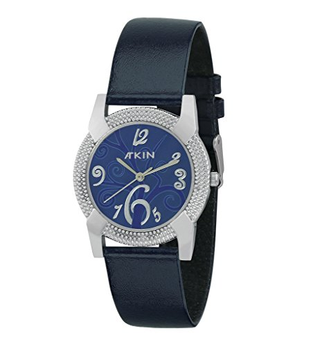 Atkin Analog Leather Watch for Women AT 613