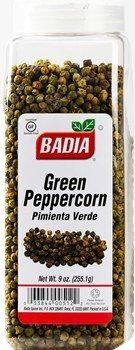 Badia Pepper Green Whole 9 oz
