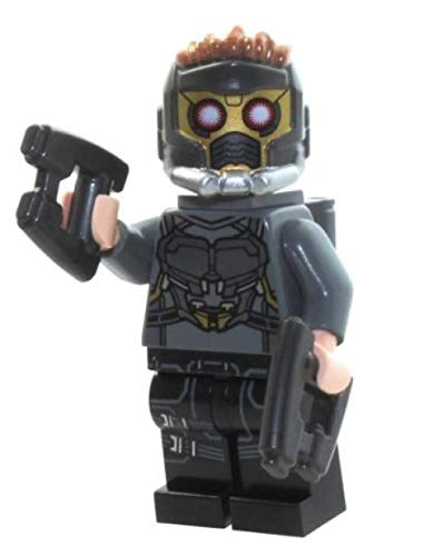 LEGO GOTG Vol. 2 Star Lord with Jetpack MiniFigure