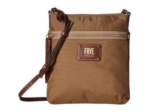 Frye(フライ) レディース 女性用 バッグ 鞄 バックパック リュック Ivy Nylon Crossbody - Tan Nylon [並行輸入品]   B07HVSSTTH