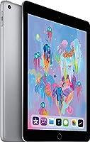 "Apple 9.7"" iPad Wi-Fi Newest Model (128GB WiFi, Space Gray)"