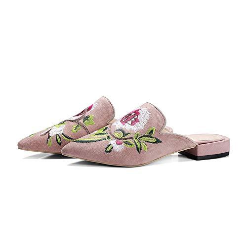 Sandales Rose Aimint 5 EYR00335 Rose EU 36 Compensées Femme qHAwPg