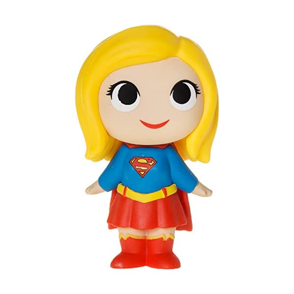 417x 8%2BsipL Supergirl: 2.7in Funko Mystery Minis Vinyl Figure Bundle with 1 Compatible 'ToysDiva' Graphic Protector (11346 - B)