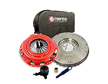 Mantic Stage Premium Clutch Kit | Heavy Duty Cover Assembly | Full Cerametallic (SSCC)