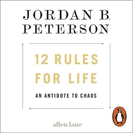 by Jordan B. Peterson (Author, Narrator), Penguin Books Ltd (Publisher)(15)1 used & newfrom$22.38