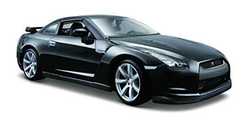 Gtr Diecast Car - Maisto 1:24 Scale 2009 Nissan GT-R Diecast Vehicle
